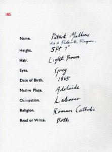 patrick mullins name