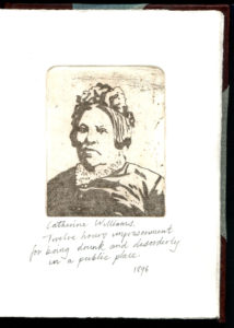 Catherine WIlliams Crime and Punishment