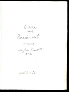 Title Page Crime and Punishment